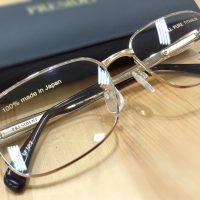 チタノスプレジデント 品番:T-2137 カラー:GPGP2 レンズサイズ:56ミリ