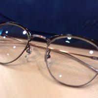 フォーナインズ 品番:M-66 カラー:7303(オリーブ×アンティークゴールド) レンズサイズ:49ミリ