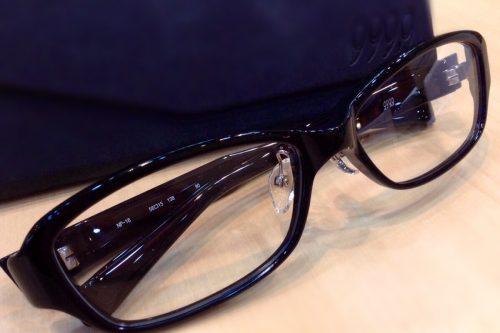フォーナインズ 品番:NP-16 カラー:90(ブラック) レンズサイズ:56ミリ