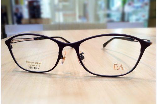 バネリーナ 品番:BA2009 カラー:1 レンズサイズ:51ミリ