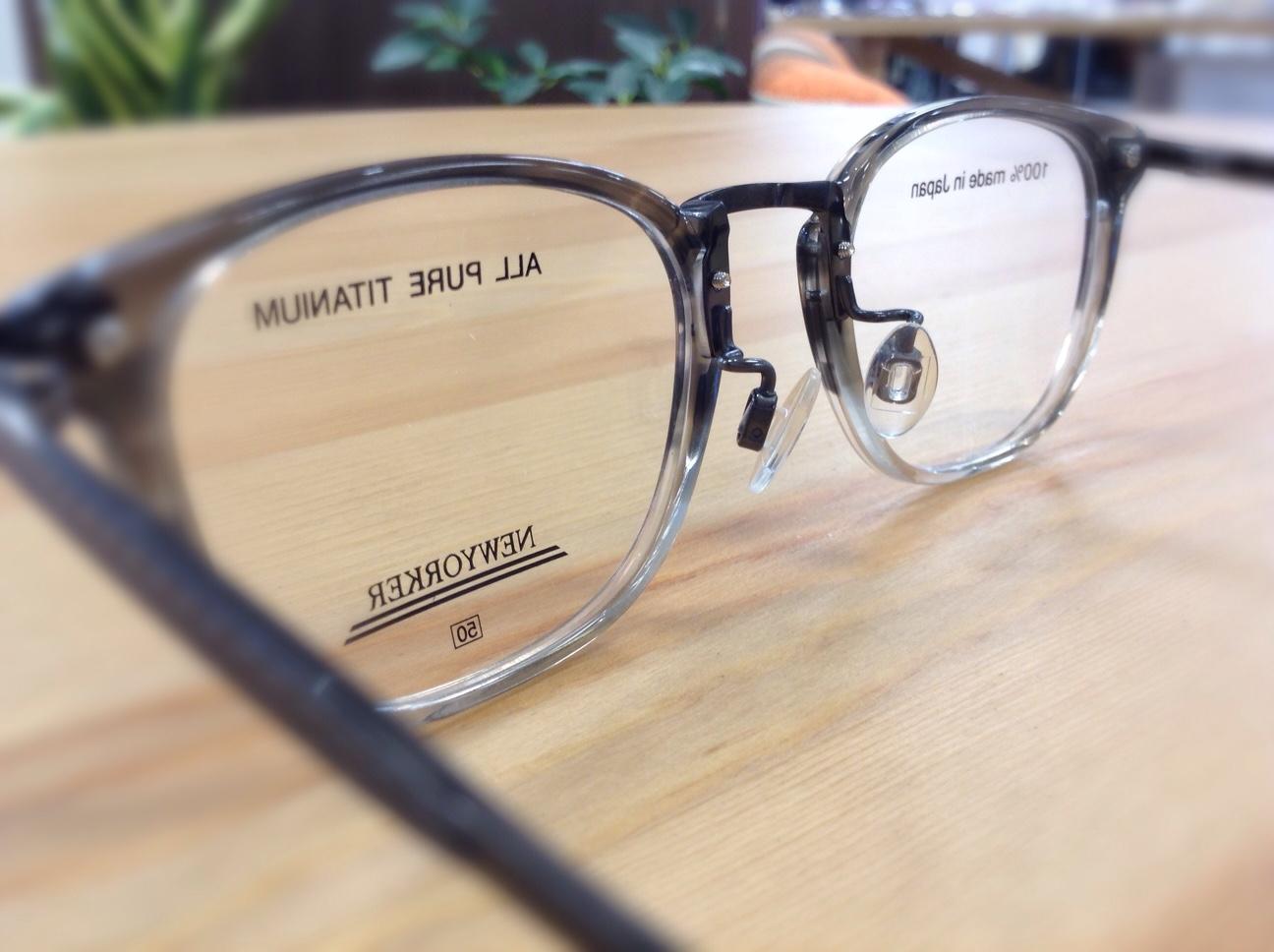 ニューヨーカー 品番:NY-6247 カラー:BKH レンズサイズ:50ミリ