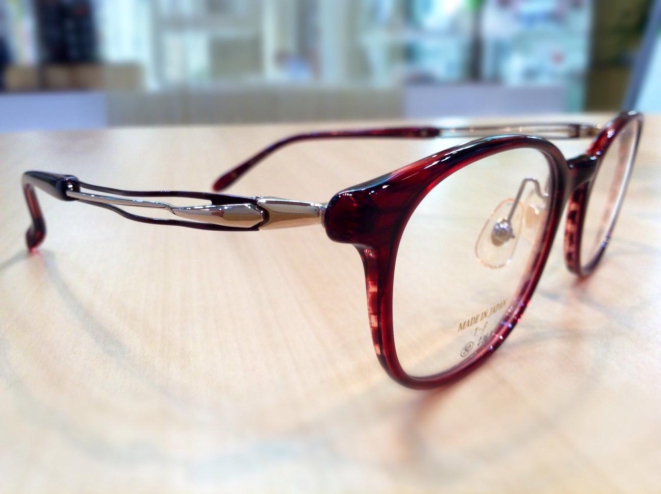バネリーナ 品番:BA7010 カラー:2 レンズサイズ:50ミリ