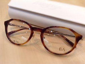 バネリーナ 品番:BA7009 カラー:3 レンズサイズ:48ミリ