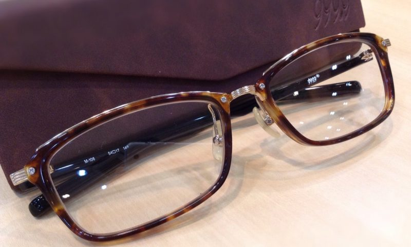 フォーナインズ 品番:M-106 カラー:6571 レンズサイズ:54ミリ