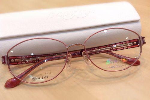 バネリーナ 品番:BA1047 カラー:2 レンズサイズ:52ミリ