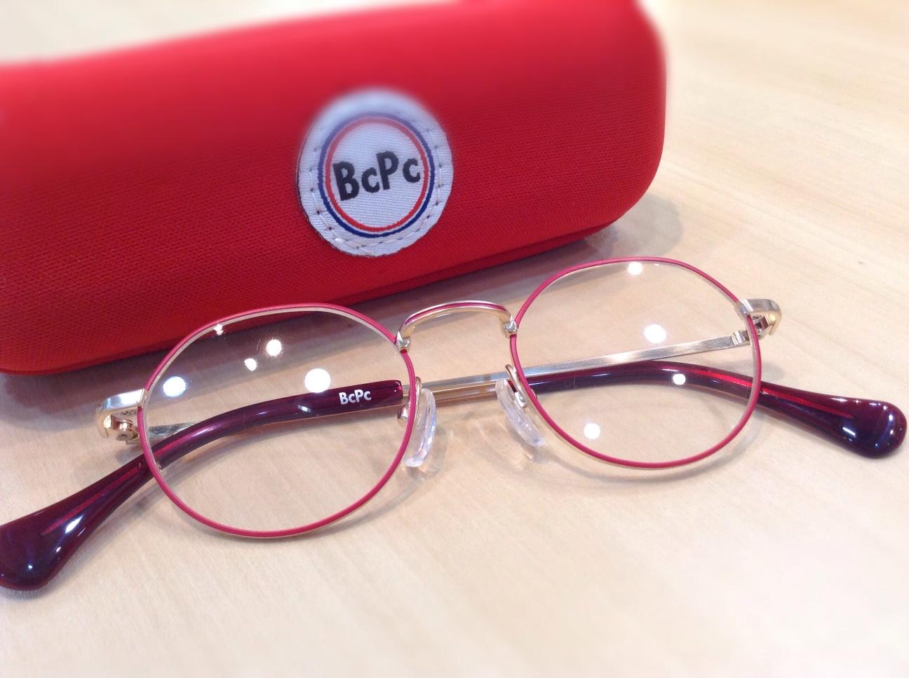 ベセペセ 品番:BK-023 カラー:01 レンズサイズ:42ミリ