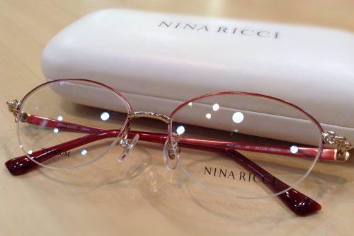 ニナリッチ 品番:NR27520 カラー:RE レンズサイズ:50ミリ