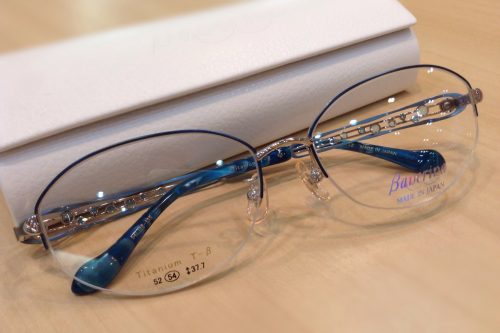 バネリーナ 品番:BA1052 カラー:1 レンズサイズ:54ミリ