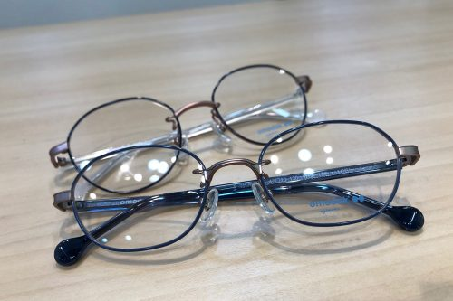 オモドック 品番:107 カラー:GBL レンズサイズ:47ミリ