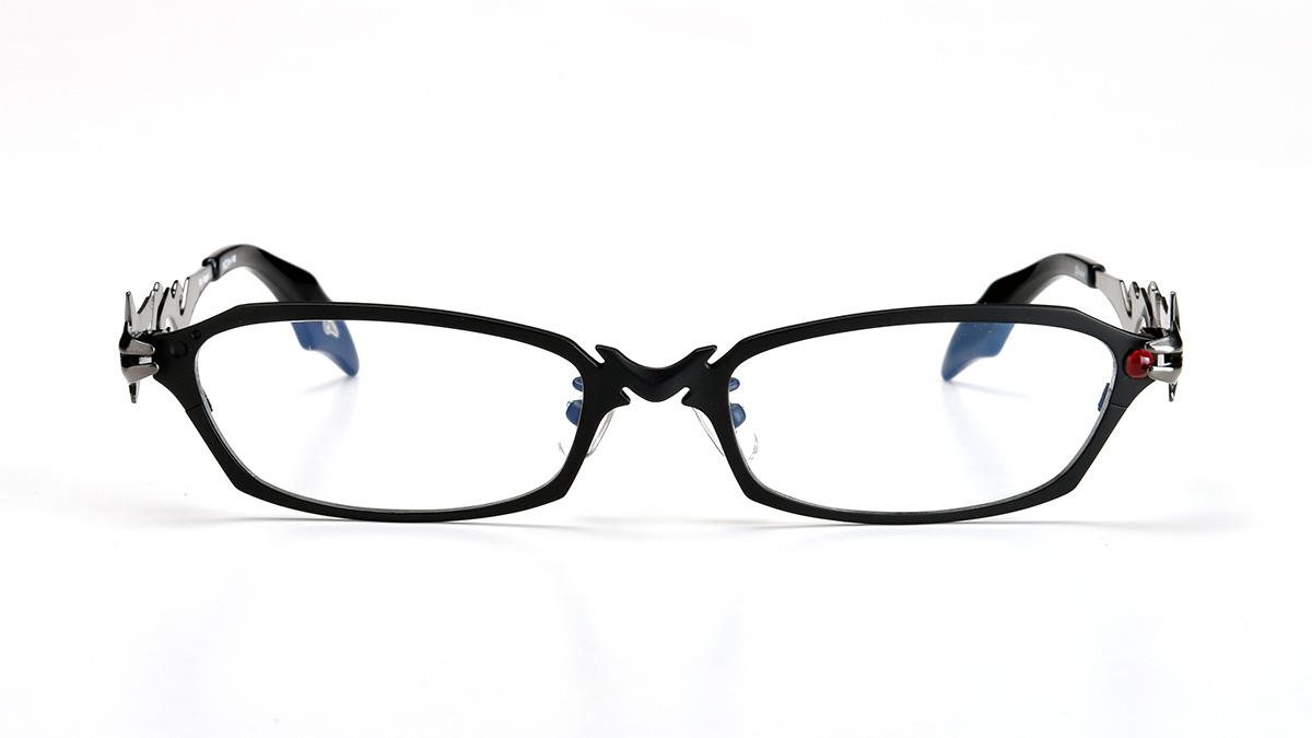 エヴァンゲリオンコラボ眼鏡EVA第4の使徒