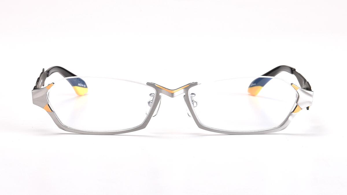 エヴァンゲリオンコラボ眼鏡EVA零号機