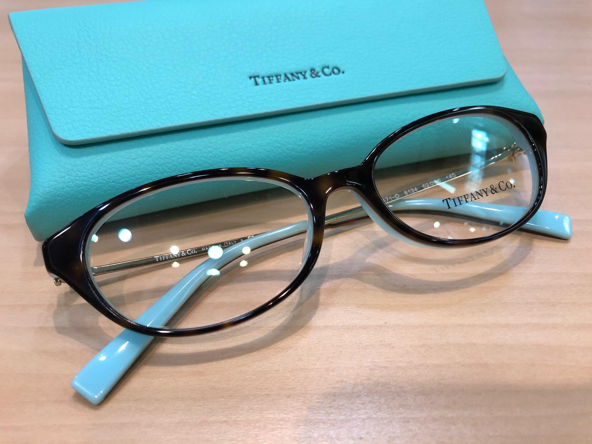 ティファニー 品番:TF2171D カラー:8135 レンズサイズ:52ミリ