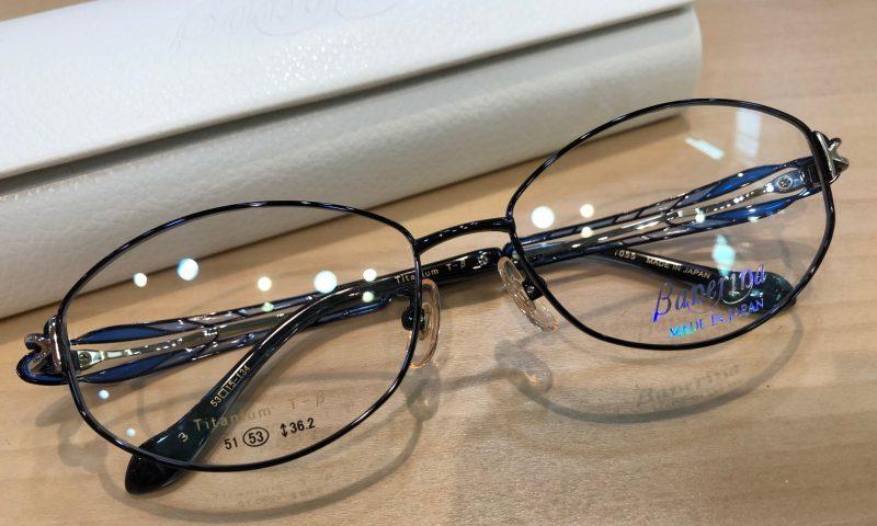 バネリーナ 品番:BA1055 カラー:3 レンズサイズ:53ミリ
