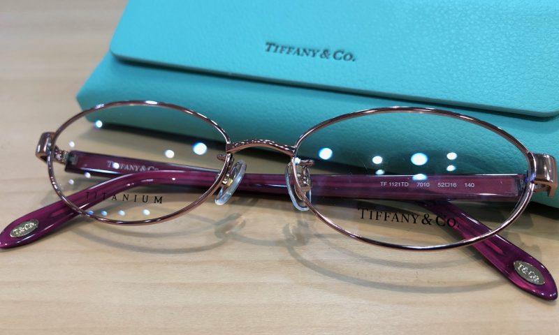 ティファニー 品番:TF1121TD カラー:7010 レンズサイズ:52ミリ