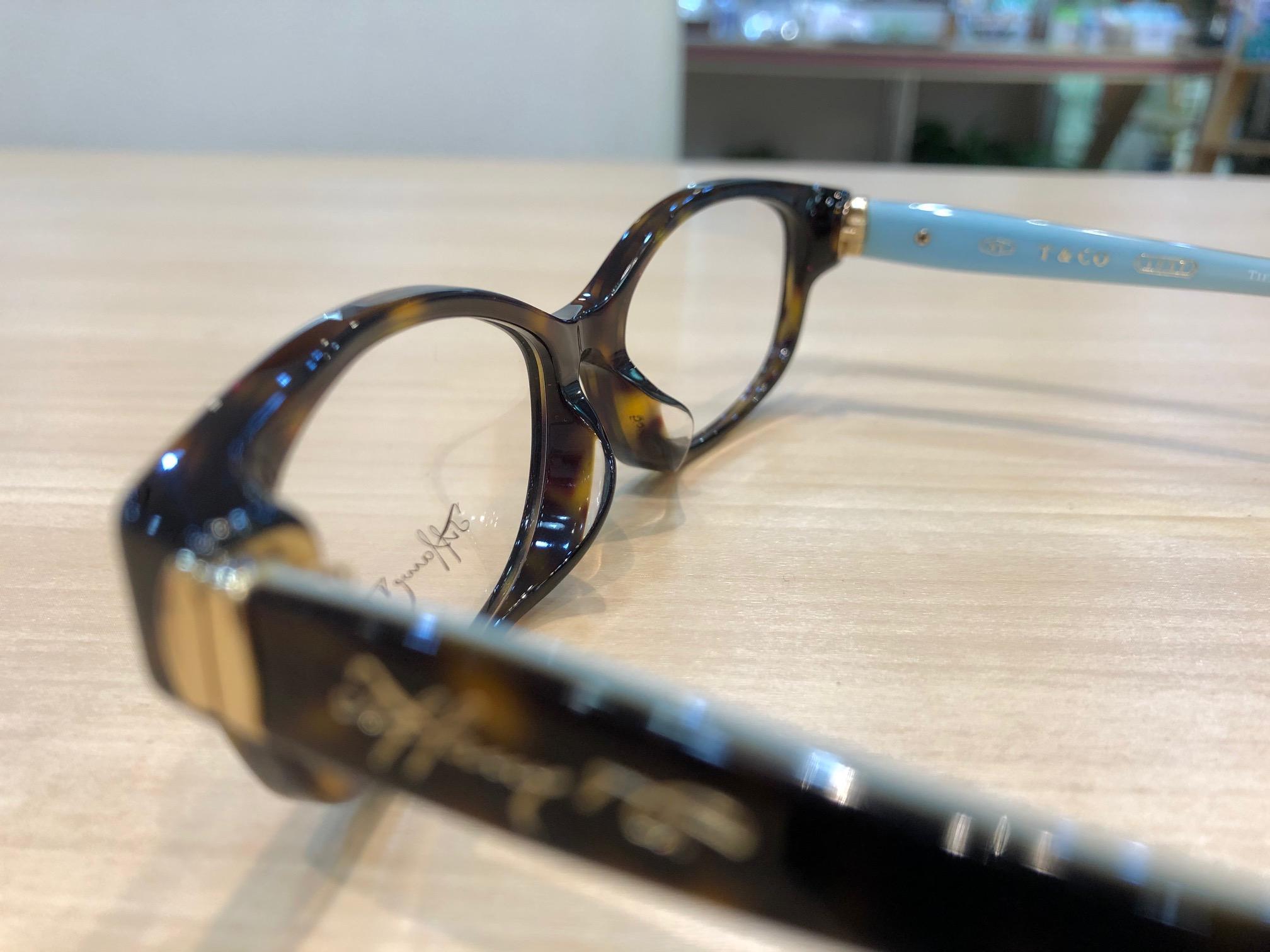 ティファニー 品番:TF2125D カラー:8015 レンズサイズ:53ミリ