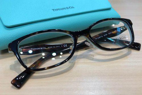 ティファニー 品番:TF2187D カラー:8134 レンズサイズ:52ミリ