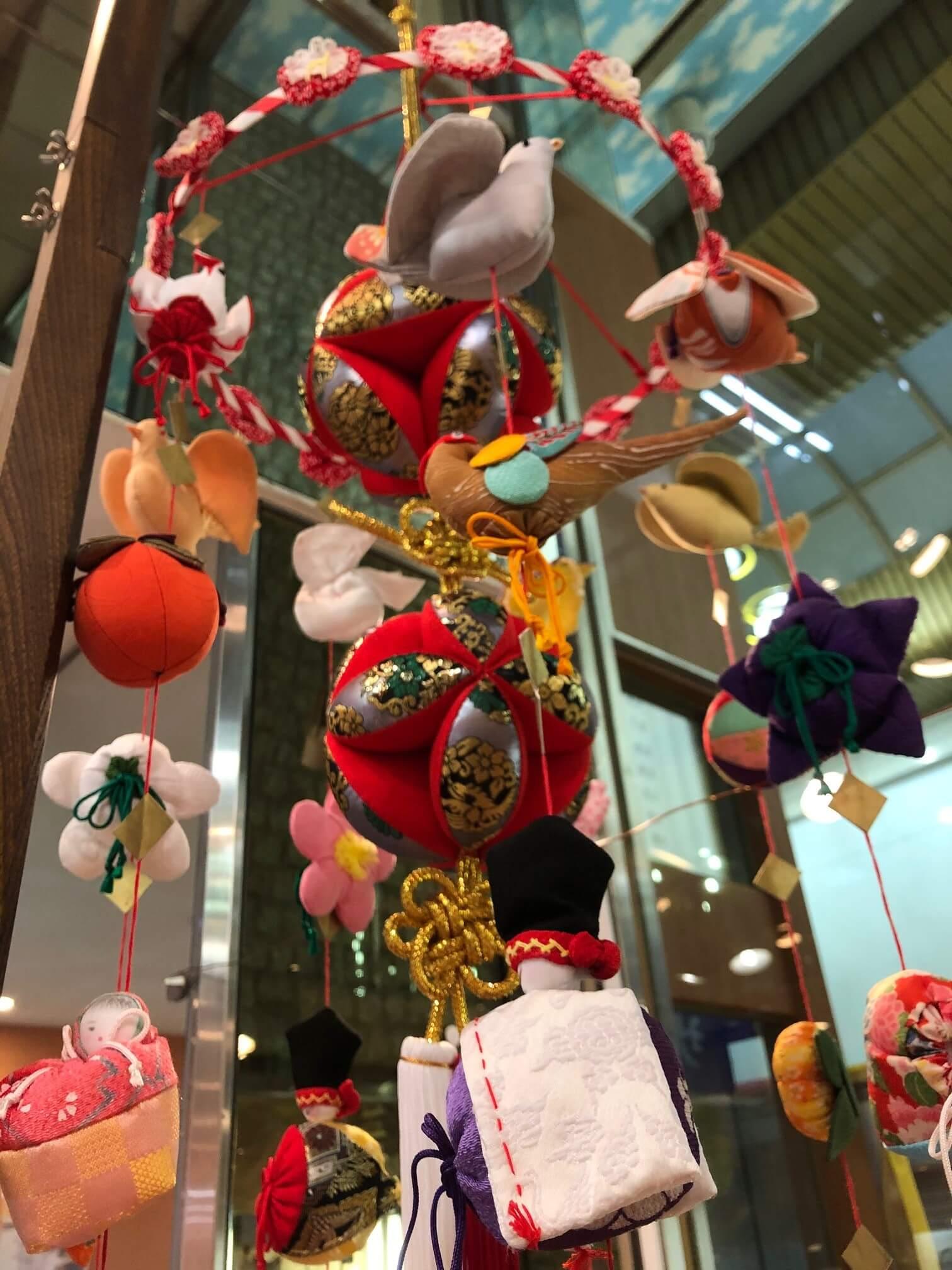 飯塚ひな祭り さげもん