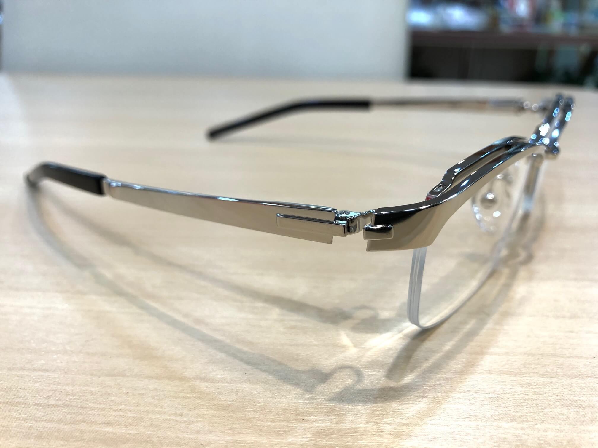 フォーナインズ 品番:S-380T TypeA カラー:2(シルバー) レンズサイズ:55ミリ