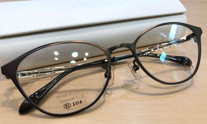 バネリーナ 品番:BA2013 カラー:3 レンズサイズ:51ミリ