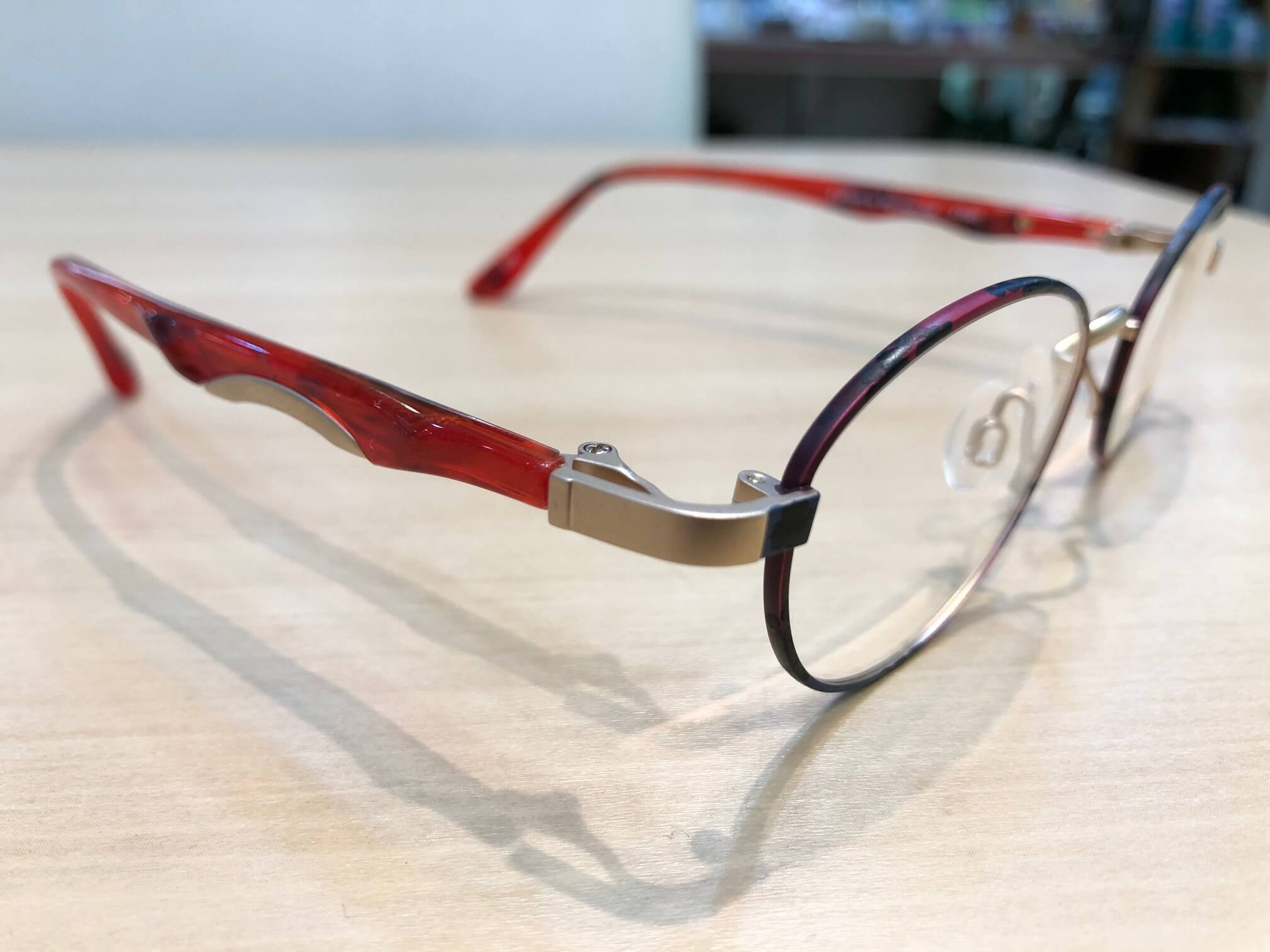 ファルベン 品番:F7061 カラー:672G レンズサイズ:48ミリ
